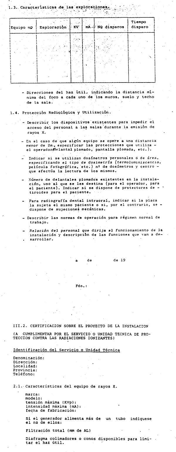 Real Decreto 1891/1991, de 30 de diciembre, sobre instalación y ...