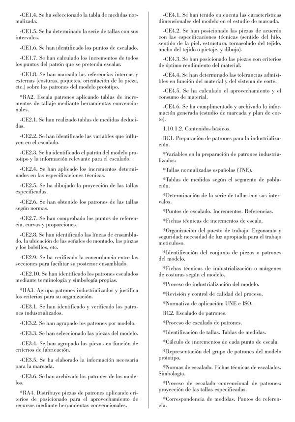 Decreto 67/2010, de 8 de abril, por el que se establece el currículo ...