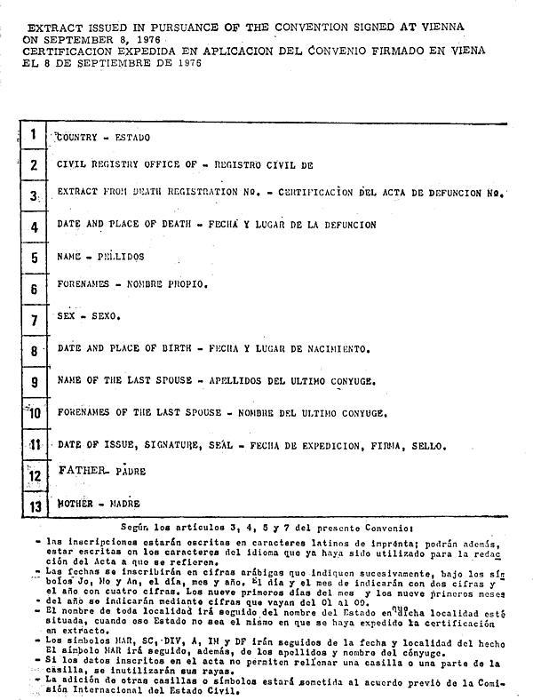 Instrumento de ratificación de 30 de enero de 1980 del Convenio ...