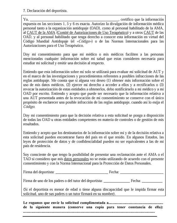 Enmiendas aprobadas en París el 29 de enero de 2016 al Anexo II ...