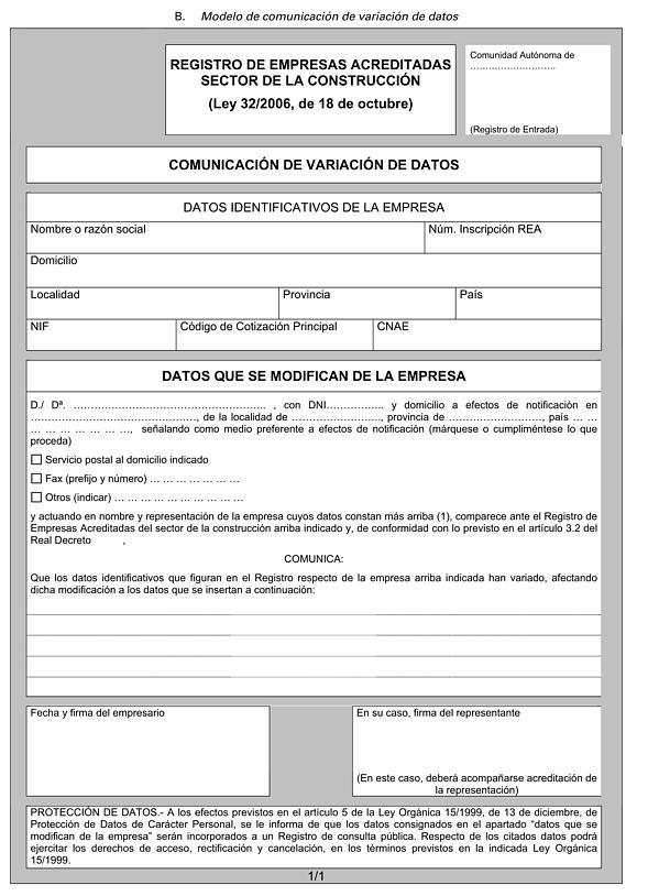 Real Decreto 1109/2007, de 24 de agosto, por el que se desarrolla la ...