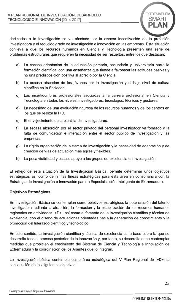 Decreto 243/2013, de 30 de diciembre, por el que se aprueba el V ...