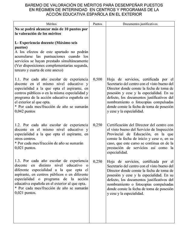 Orden edu 1481 2009 de 4 de junio por la que se regula for La accion educativa en el exterior