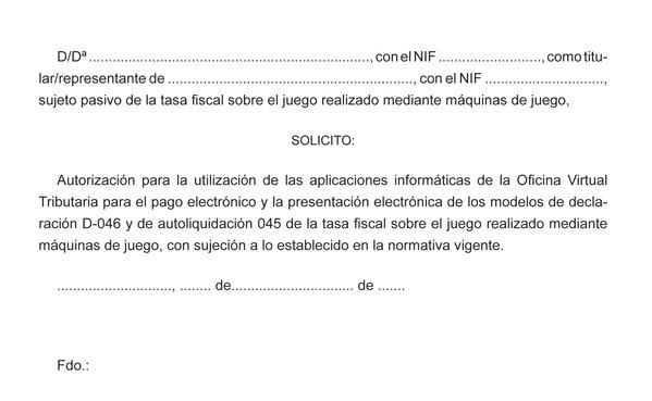 Orden de 30 de mayo de 2013 por la que se regula la for Oficina virtual de la agencia tributaria