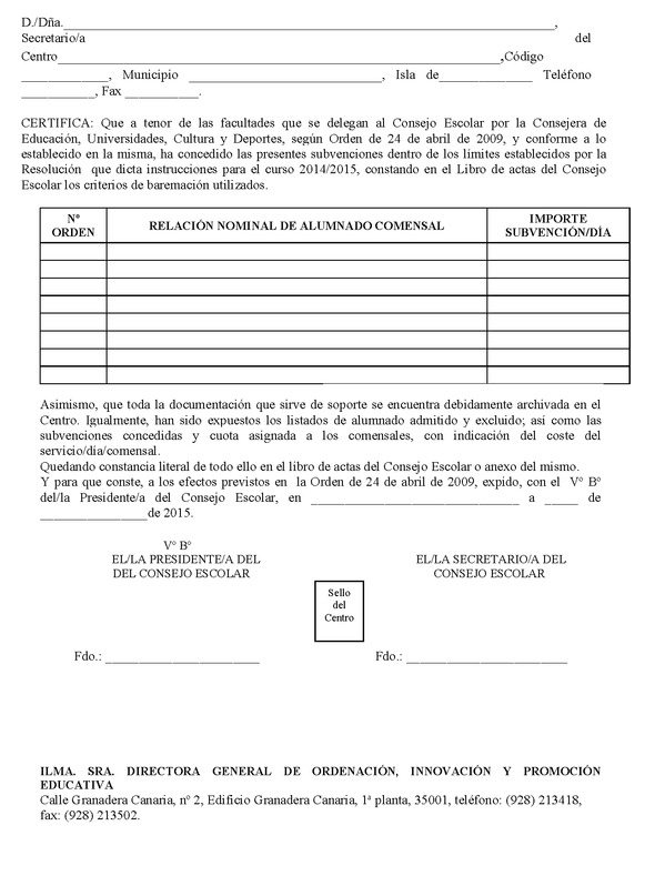 resolución de 8 de agosto de 2014, por la que se dictan