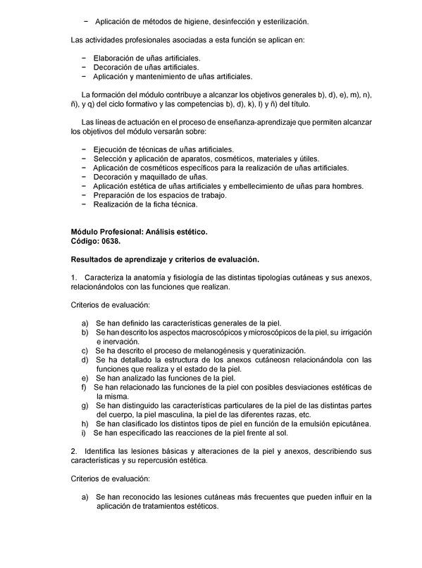 Real Decreto 256/2011, de 28 de febrero, por el que se establece el ...