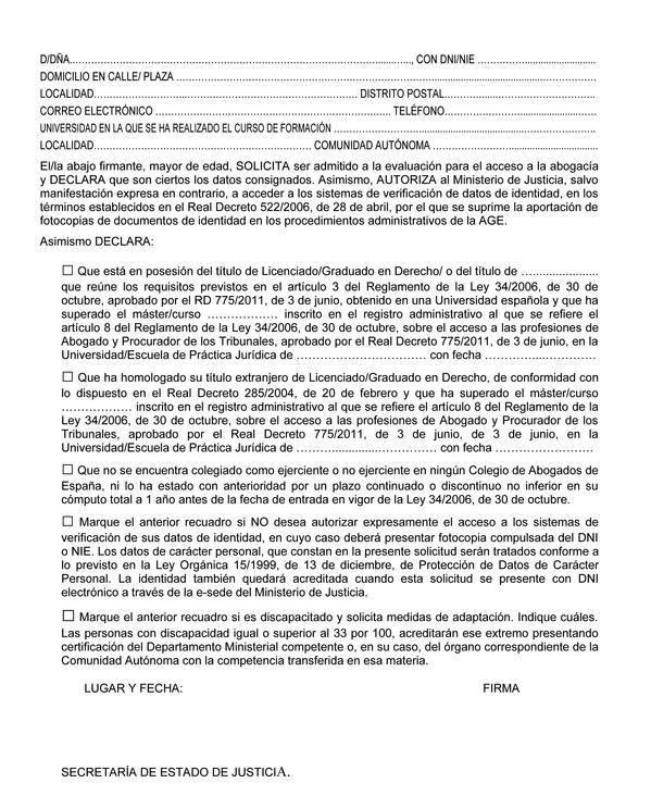 Orden PRE/404/2014, de 14 de marzo, por la que se convoca la prueba ...