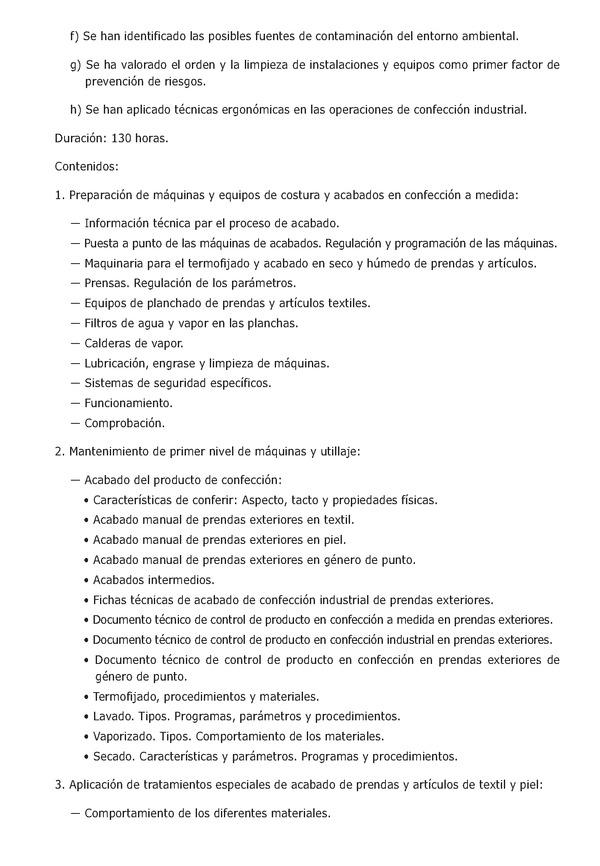 Decreto 232/2009, de 6 de noviembre, por el que se establece el ...