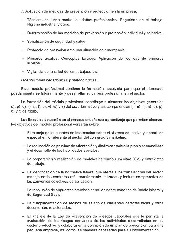 Decreto 75 2015 De 10 De Diciembre Por El Que Se Establece El