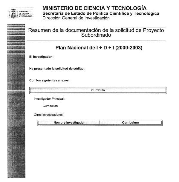 Orden Cte 1113 2003 De 22 De Abril De 2003 Por La Que Se