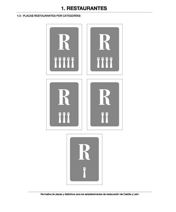 Muebles De Coci : Clasificacion de restaurantes por tenedores pdf muebles