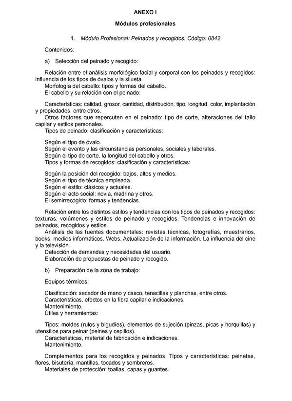 Orden ECD/344/2012, de 15 de febrero, por la que se establece el ...