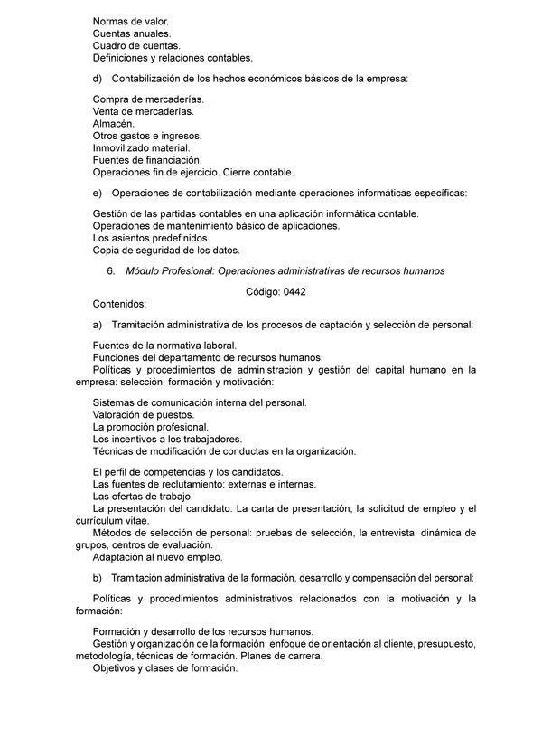 Orden EDU/1999/2010, de 13 de julio, por la que se establece el ...