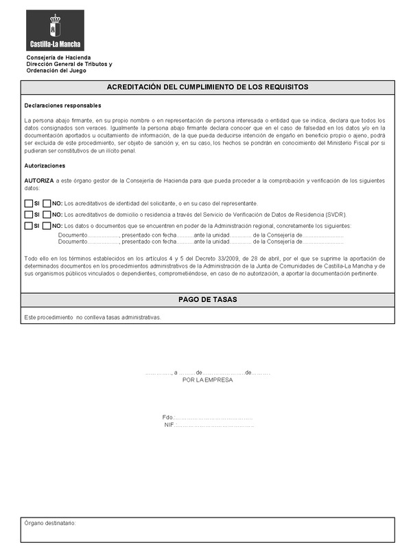Decreto 85/2013, de 23/10/2013, por el que se regula el régimen ...