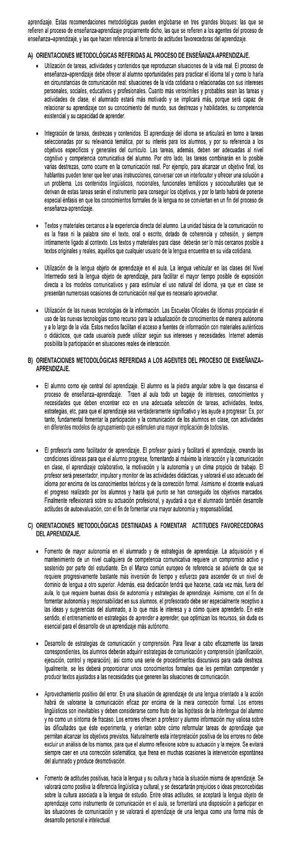 Decreto 158/2007, de 5 de diciembre, por el que se establece el ...