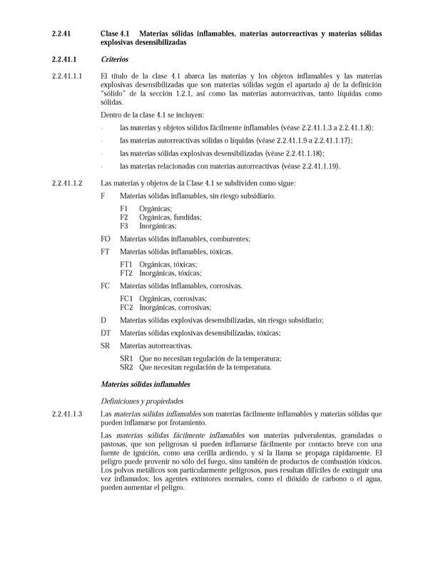 Enmiendas a los Anejos A y B del Acuerdo Europeo sobre transporte ...